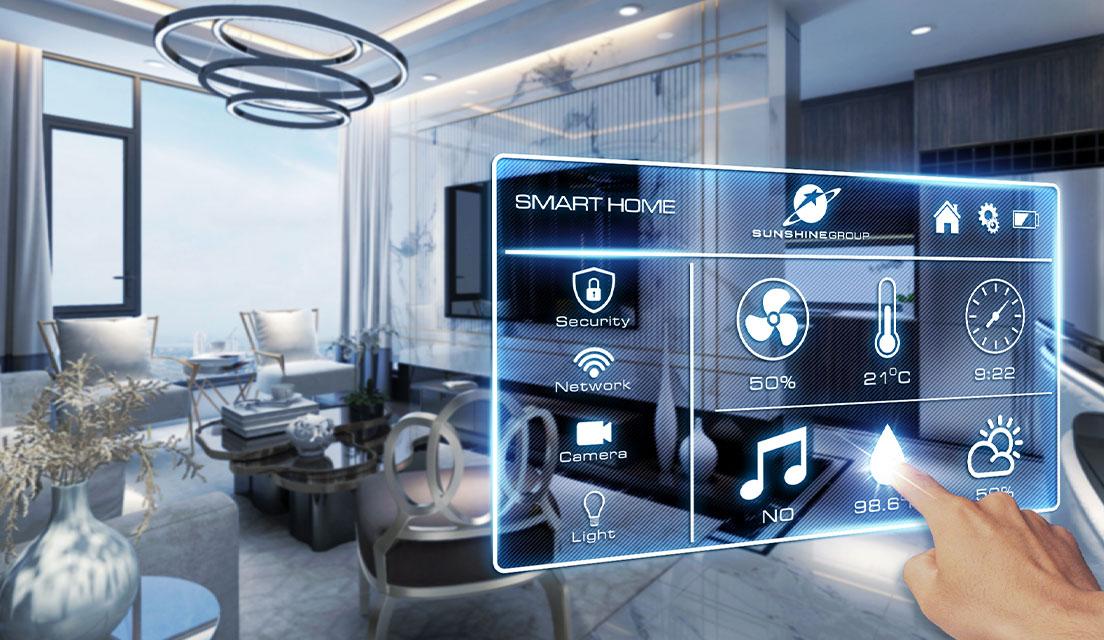 mô hình smart compound bên sông Sài Gòn