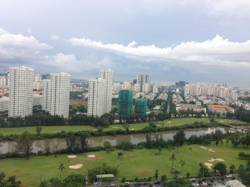 can ho green valley 3 phong ngu can ban dien tich lon can goc huong bac