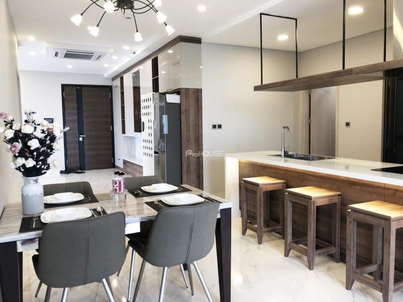 cho thue can goc 3 phong ngu dep nhat the grande midtown phu my hung