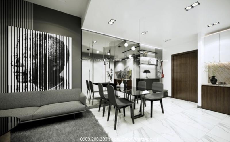 cho thue can ho 1 phong ngu dep tai linden residences   empire city