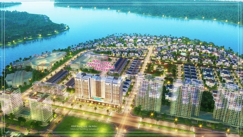 cho thue can ho hung phuc   happy residence premier noi that dep