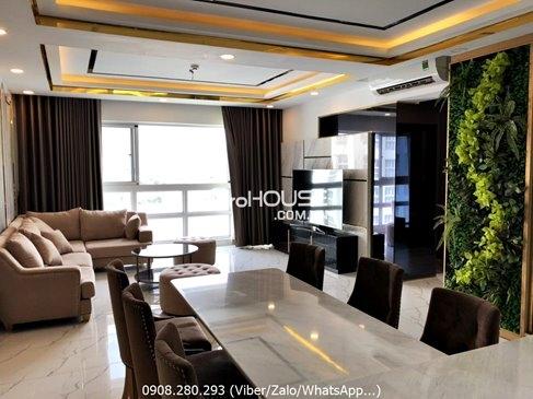 cho thue can ho rong rai tai happy valley 3 phong ngu 135m2