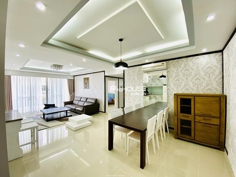 cho thue can ho view song block c chung cu riverpark residence full noi that