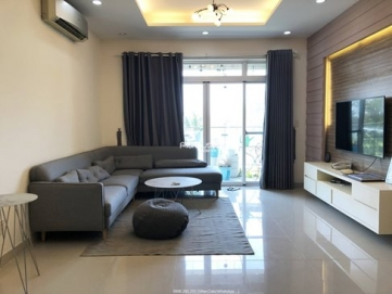 river view apartment for rent in riverside residence 3 bedrooms 135 sqm